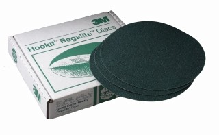 3M - 00522 - Green Corps Hookit Regalite Disc, 00522, 8 in, 60E