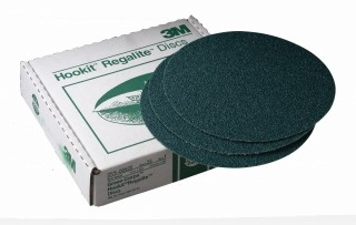 3M - 00525 - Green Corps Hookit Regalite Disc, 00525, 8 in, 36E