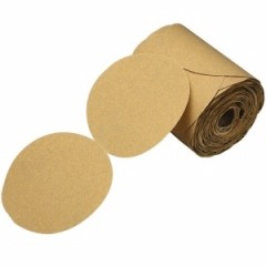 3M - 01188 - Stikit Gold Disc Roll, 01188, 5 inch, P400A