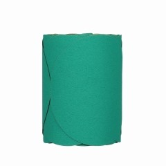 3M - 01506 - Stikit Green Fre-Cut Disc Roll, 01506, 6 inch, 80D