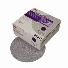 3M - 01811 - Purple Clean Sanding Hookit Disc, 01811, 6 inch, P400C