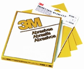 3M - 02538 - Production Resinite Gold Sheet, 02538, 9 in x 11 in, P500A