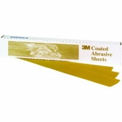 3M - 02553 - Production Resinite Gold Sheet, 3 2/3 in x 9 in, P180A