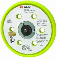 3M - 05656 - Stikit Low Profile Disc Pad D/F, 6 in