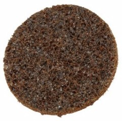 3M - 07588 - Scotch-Brite Roloc Surface Conditioning Disc, 07588, Brown, 2 in, Coarse - 61500141934