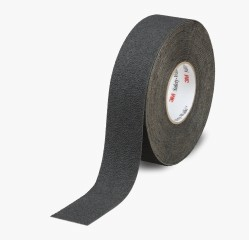 3M - 19322 - Safety-Walk Slip-Resistant Medium Resilient Tapes and Treads 370, 4 inch, Gray