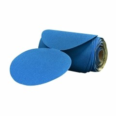 3M - 36212 - Stikit Blue Abrasive Disc Roll, 6 in, 500G - 7100098195