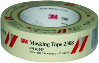 3M - 46547 - Automotive Masking Tape, 36 mm