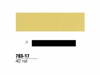 3M - 70317 - Scotchcal Striping Tape, 1/4 inch, Tan, 70317