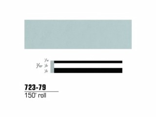 3M - 72379 - Scotchcal Striping Tape Pale Gray, 5/16 in x 150 ft - 75346615273