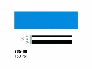 3M - 72508 - Scotchcal Striping Tape, 3/8 inch, Blue, 72508
