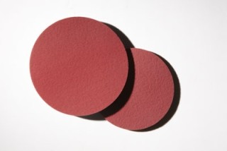 "Sunmight - 96119 - 3"" 800G VELCRO FOAM DISCS SUNFOAM BOX/20"